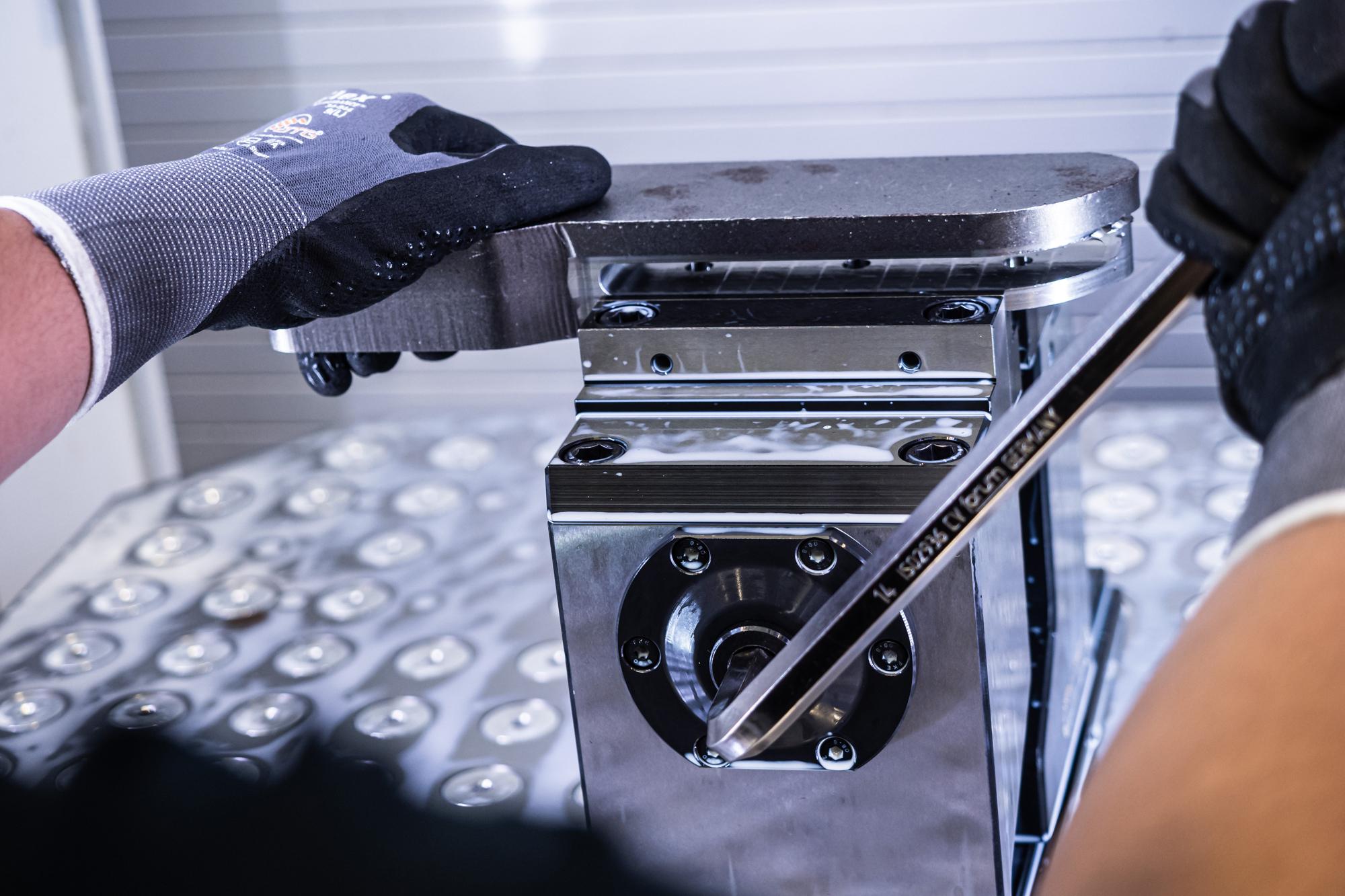 Metalltechnik Lehrberuf